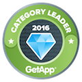 GetApp Category Leader - 2016