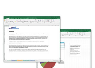 CRM Requirement Template - Spreadsheet