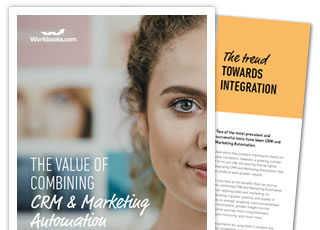 The Value of Combining CRM and Marketing Automation - Whitepaper