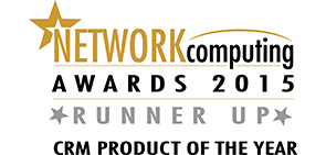 2015 Workbooks shortlisted in Network Computing Awards CRM Product of the Year 2016