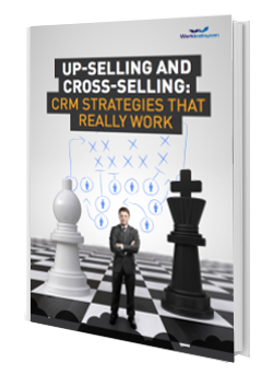 Up Selling Improving Up Selling and Cross Selling with your Online CRM