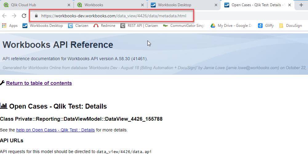 Data Analysis of Workbooks Data using Qlik Sense | Workbooks