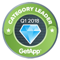 GetApp Category Leader 2018