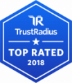 TrustRadius - Top Rated 2018