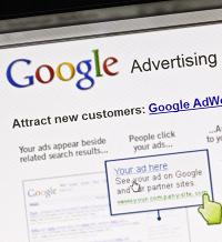 Google Adwords - Image Credit: Ingvar Bjork /  Shutterstock.com