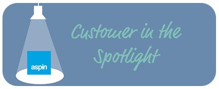 <Customer in the Spotlight: Aspin