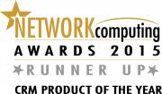 <Workbooks CRM recognised as a Top CRM Product for the 3rd year in the Network Computing Awards