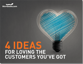 <Four Ideas for Loving the Customers You've Got