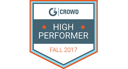 <Workbooks Recognised as #1 CRM for Customer Satisfaction and NPS Score by G2 Crowd Users