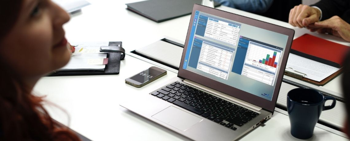 <Media & Publishing – Management Dashboard