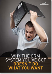 <Been Wondering Why Your CRM System Makes No Difference to Sales?