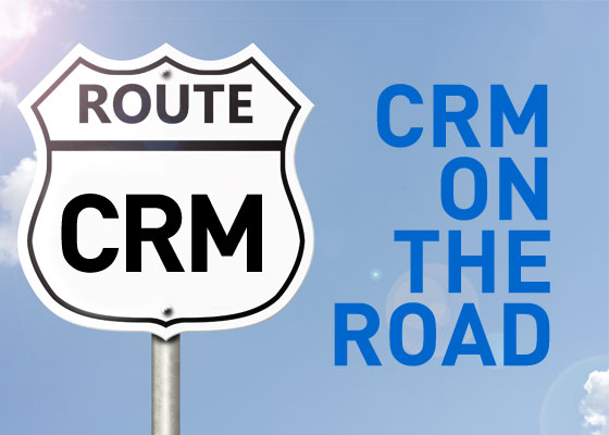 <CRM on the Road