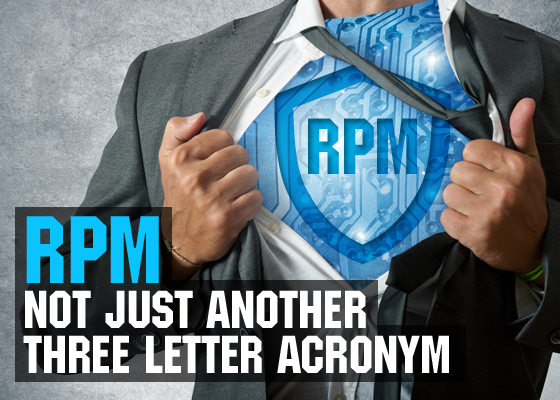 <RPM – Not Just Another Three Letter Acronym