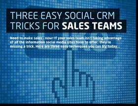 <Three Easy Social CRM Tricks for Sales Teams