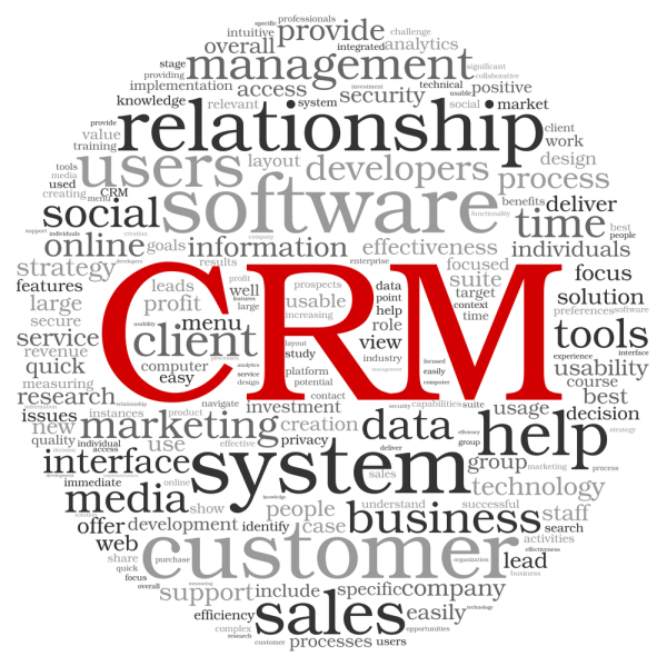 <Deploying CRM, one step at a time