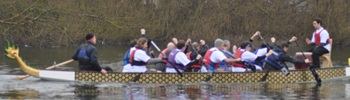 <Workbooks Wins first Thames Dragon-Boat Race for Sport Relief