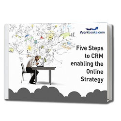 <Empower your business with a web-based CRM system