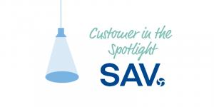 <Customer in the spotlight: SAV Systems