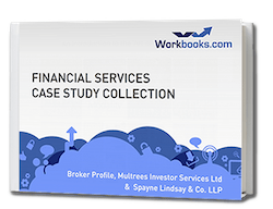 <Web Based CRM for Financial Services: Case Study Collection