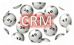 <The CRM Lottery
