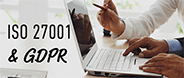 <How can ISO 27001 help with GDPR?