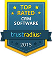 <Workbooks CRM Named a Top Rated Platform in 2015 Trust Radius Buyer's Guide to CRM Software