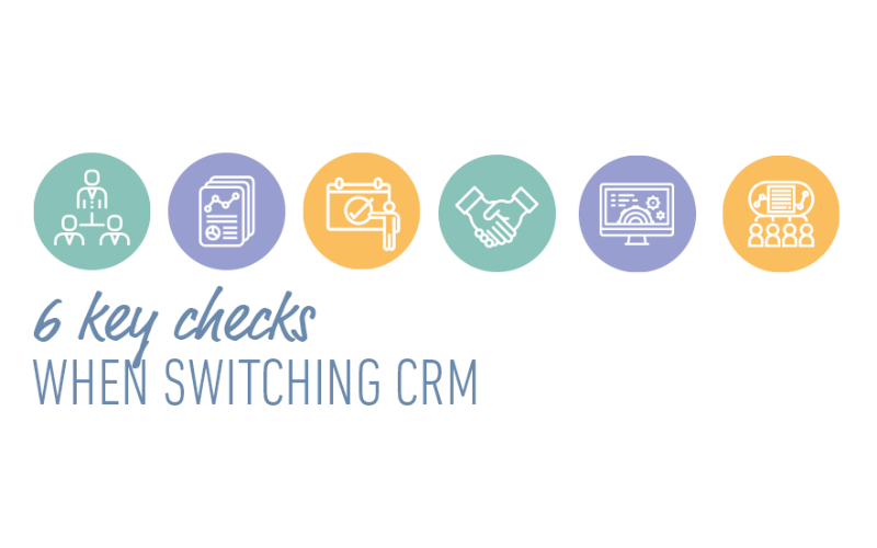 6 checks when switching blog