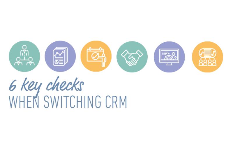6 checks when switching blog