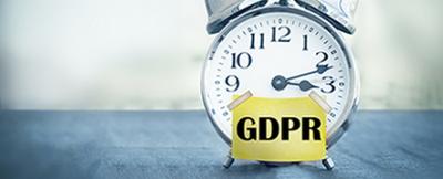 GDPR Clock