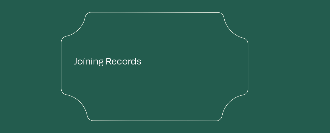 <Joining Records