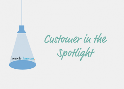 Customer in the Spotlight: French Duncan
