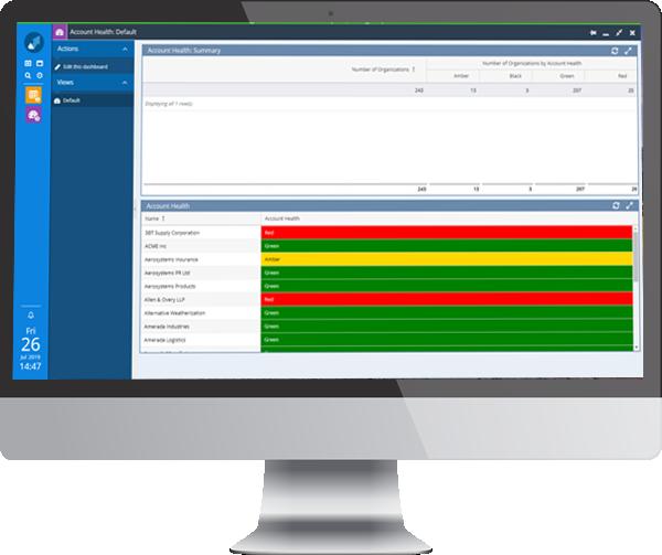 existing accnt management desktop