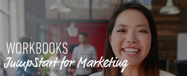 Workbooks CRM - Jumpstart for Marketing