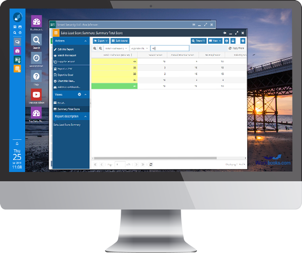 lead management desktop
