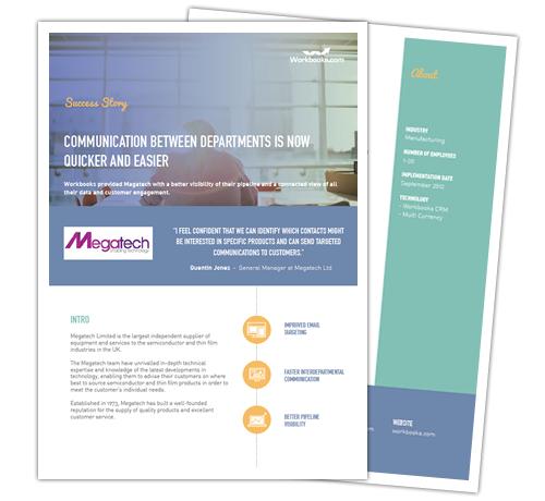 Megatech CRM Success Story