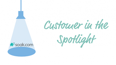 Customer in the Spotlight: soak.com