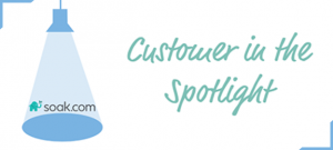 Customer in the Spotlight: soak.com